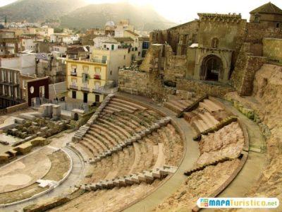 mapa-turistico-anfiteatro-romano