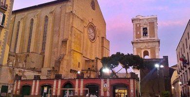 basílica Convento santa clara napoles