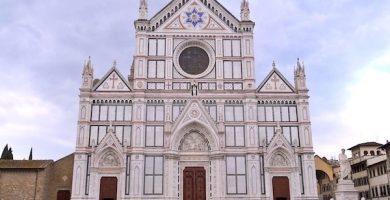 basílica dei santa croce florencia