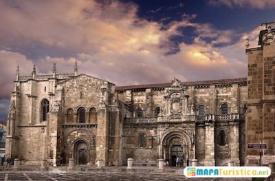 mapa-turistico-basilica-de-san-isidoro