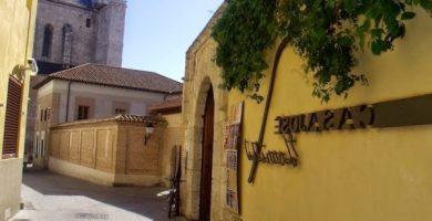 mapa turistico casa museo Jose zorrilla
