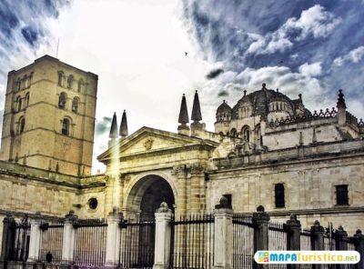 mapa-turistico-catedral-de-zamora