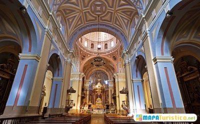 mapa-turistico-colegiata-del-santo-sepulcro