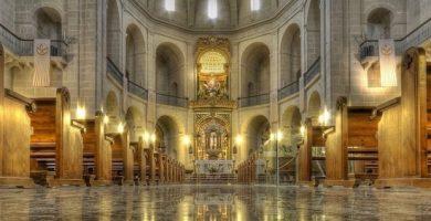 mapa turistico Concatedral San Nicolás de Bari