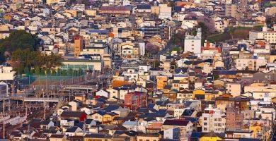 mapa turistico de kyoto