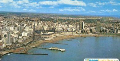 mapa turistico de la ciudad mar de plata
