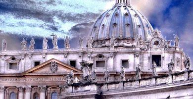 mapa turistico el vaticano