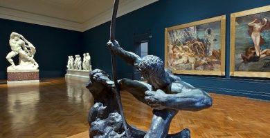 galería nacional de arte moderno roma