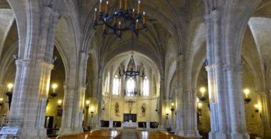 mapa turistico iglesia de san pedro ciudad real