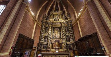 mapa-turistico Iglesia San Pedro de los Francos