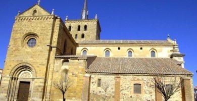 mapa turistico iglesia santa maria del mercado