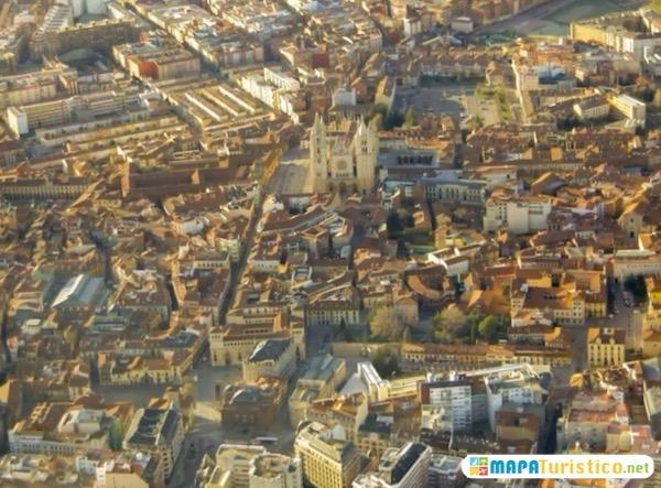 Mapa Turistico Leon En 2020