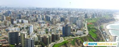 Mapa Turístico Lima