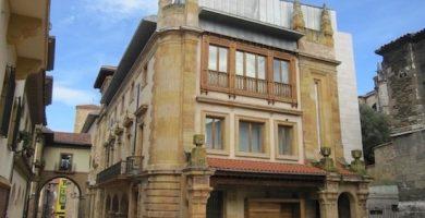 mapa turistico museo arqueologico de asturias