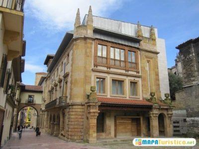mapa-turistico-museo-arqueologico-de-asturias