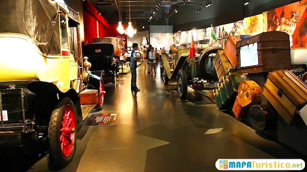 museo automovil turin