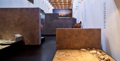 mapa turistico museo de almeria