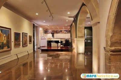 mapa-turistico-museo-de-bellas-artes-gravina