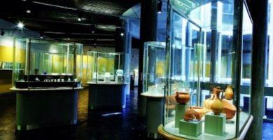 mapa turistico museo de palencia
