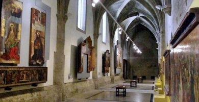 mapa turistico museo diocesano de huesca