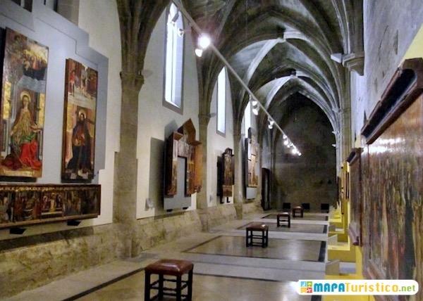 mapa-turistico-museo-diocesano-de-huesca