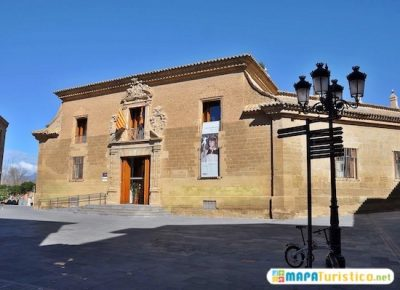 mapa-turistico-museo-provincial-de-huesca