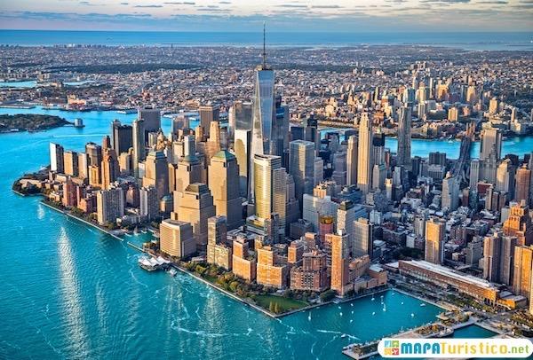 mapa turistico nueva york