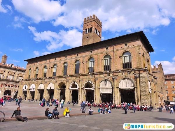 palacio Podesta bolonia