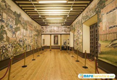 Palacio de la Cotilla, salón Chino