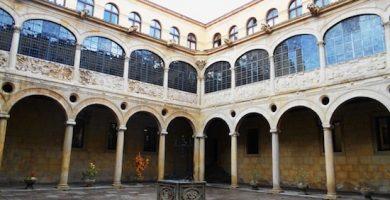 mapa turistico palacio de los guzmanes