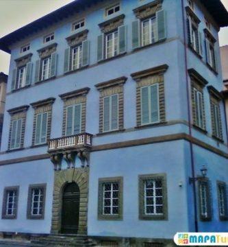 palazzo blu pisa