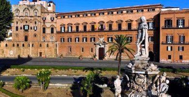 palazzo normanni palermo