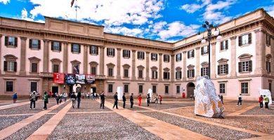 palazzo reale milan