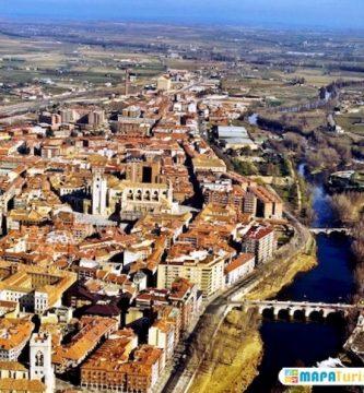 Mapa Turístico Palencia