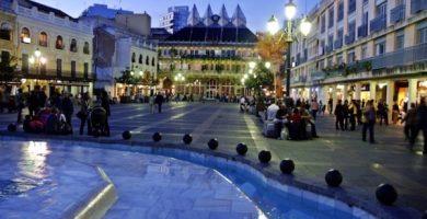mapa-turistico-plaza-mayor ciudad real