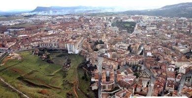 mapa turistico Soria