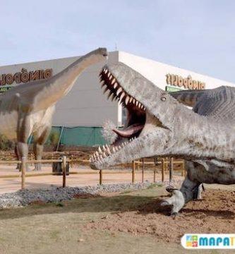 mapa turistico dinopolis