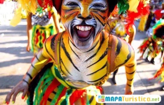 Carnavales de Sudamérica