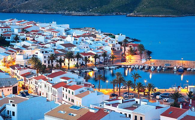 Menorca desde arriba