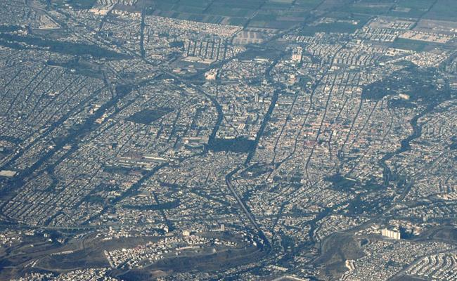 Menorca vista aerea
