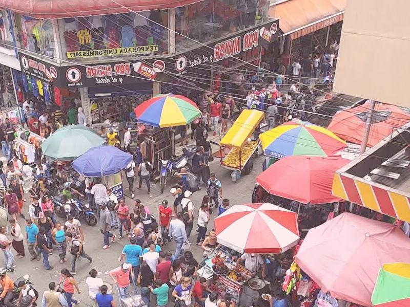 mercados centro de cali