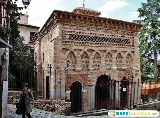 mezquita de cristo de la luz toledo