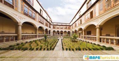 monasterio santo domingo antiguo toledo