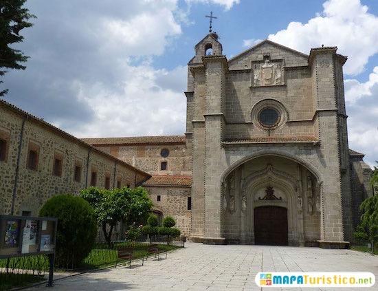 monasterio santo tomas avila