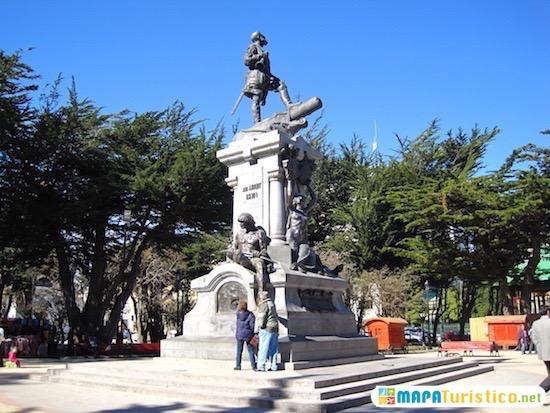 monumento hernando de magallanes