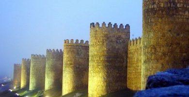 muralla de avila
