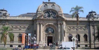 museo de bellas artes santiago