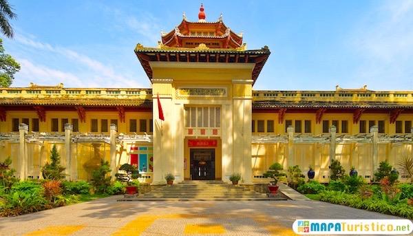 museo de historia vietnamita
