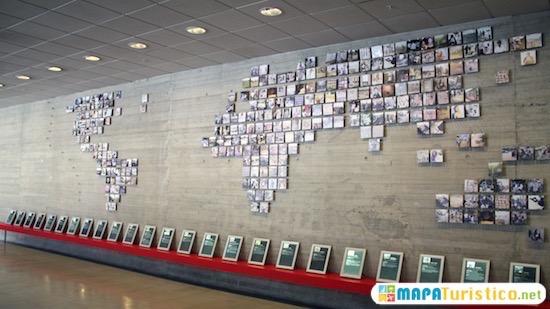 museo de los derechos humanos santiago