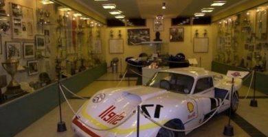 museo del automovilismo concepcion